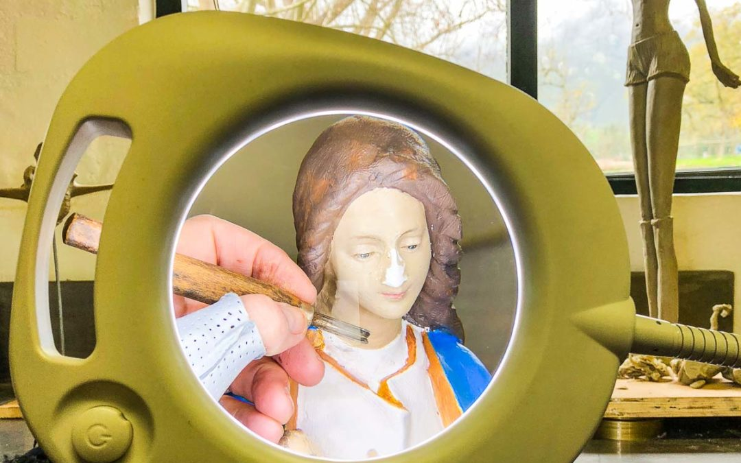 Restoring Mother Mary – The Gift