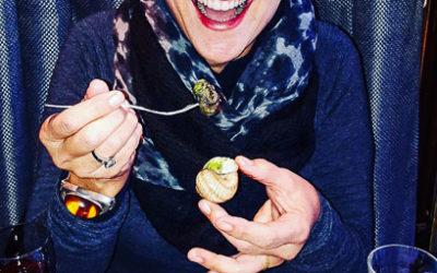 Paris: How to Eat Escargots